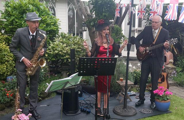 The London Acoustic Jazz Ensemble - Acoustic Jazz Duo / Trio