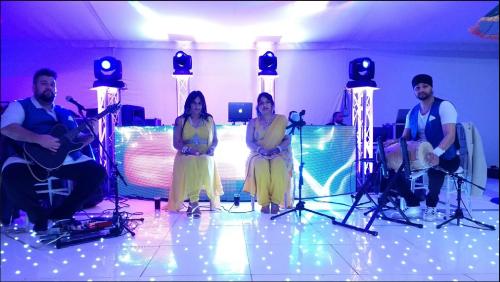 The Sangeet Band - Punjabi Folk Quartet