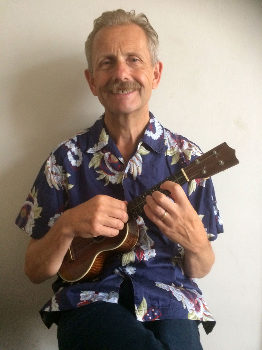 The Ukulele Player - Ukulele Player