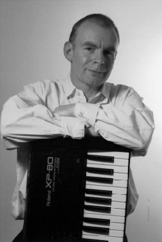 Stuart Bond - Cocktail Pianist