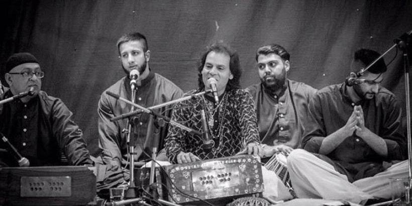 The UK Qawwali Group - Qawwali Singers