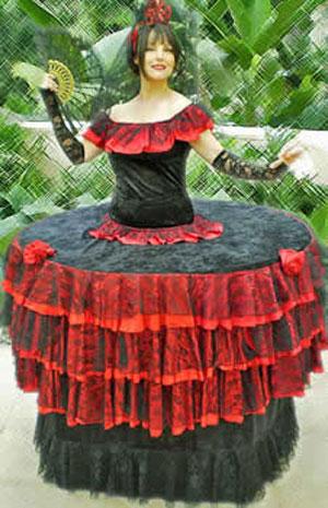 The Spanish Dancers - Spanish, Salsa & Latin Dancers