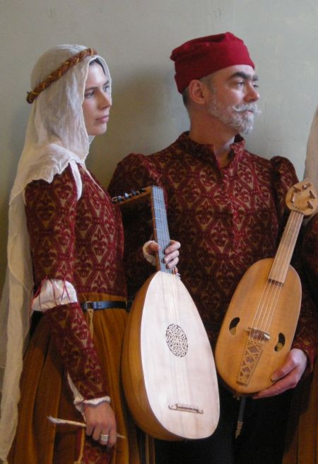 The Scottish Medieval Musicians - Medieval Music Ensemble