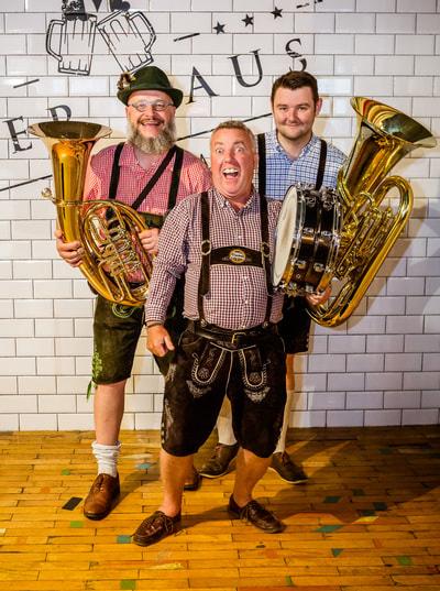 The North Wales Oompah Band - Oompah Band