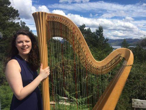 The Highlands Harpist - Classical & Celtic Harpist / Vocalist