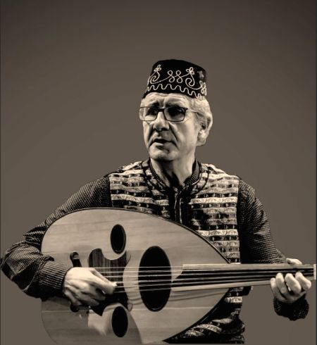 The Aleppo Singer - Classic, Folklore and Traditional Arabic singer