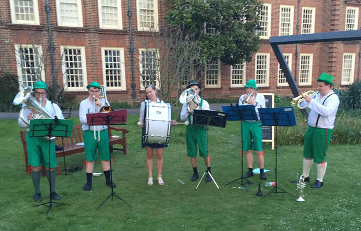 The Oxford Oompah Band - Oompah Band