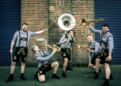 The London Oktoberfest Band - Oompah Band
