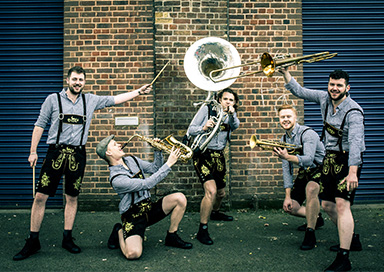 The London Oktoberfest Band - Oompah Band