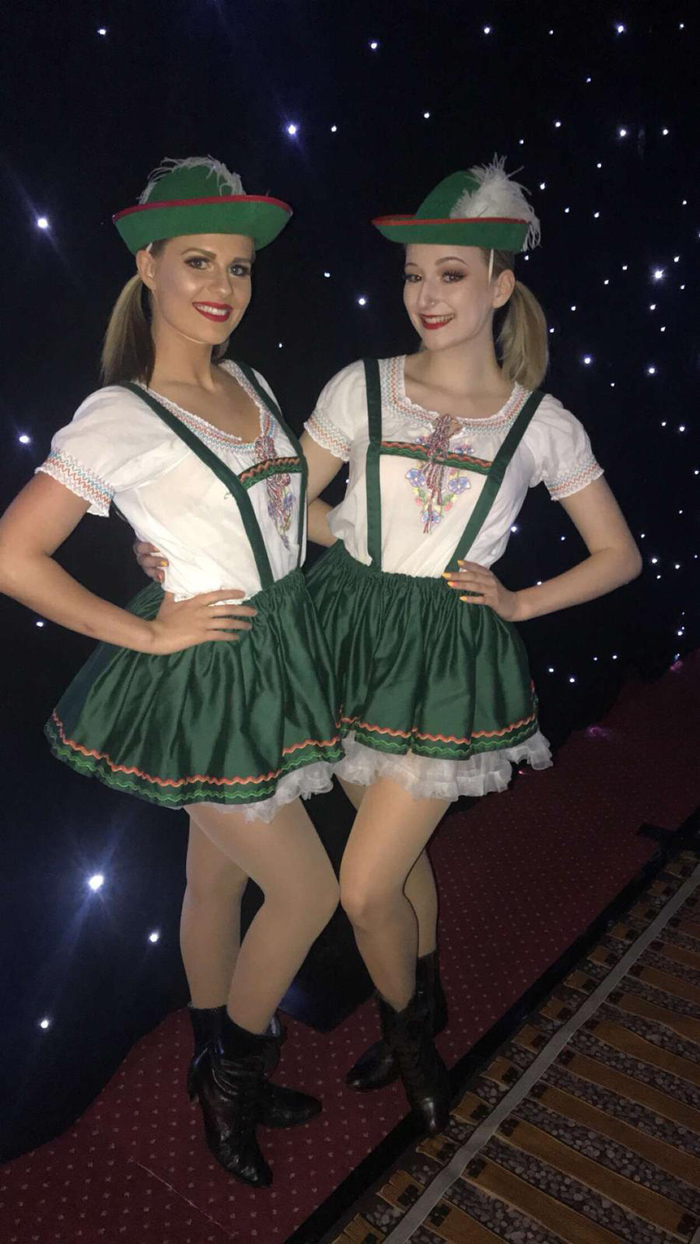 The Bavarian Dancers - Bavarian Dancers