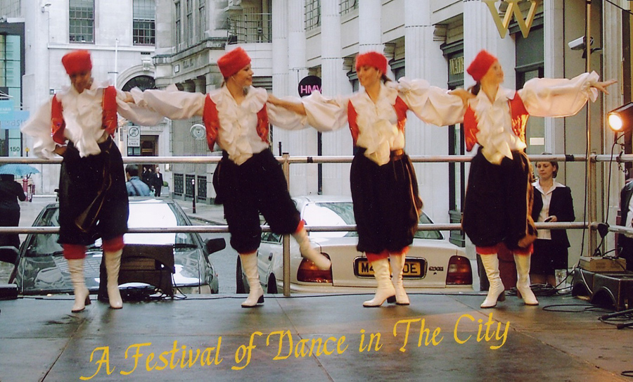 Around the World Themed Dancers - Multi-Costumed Dance Group