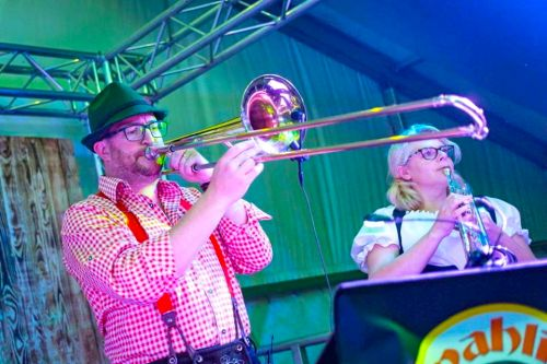 The Cambridge Oompah Band - Oompah Band