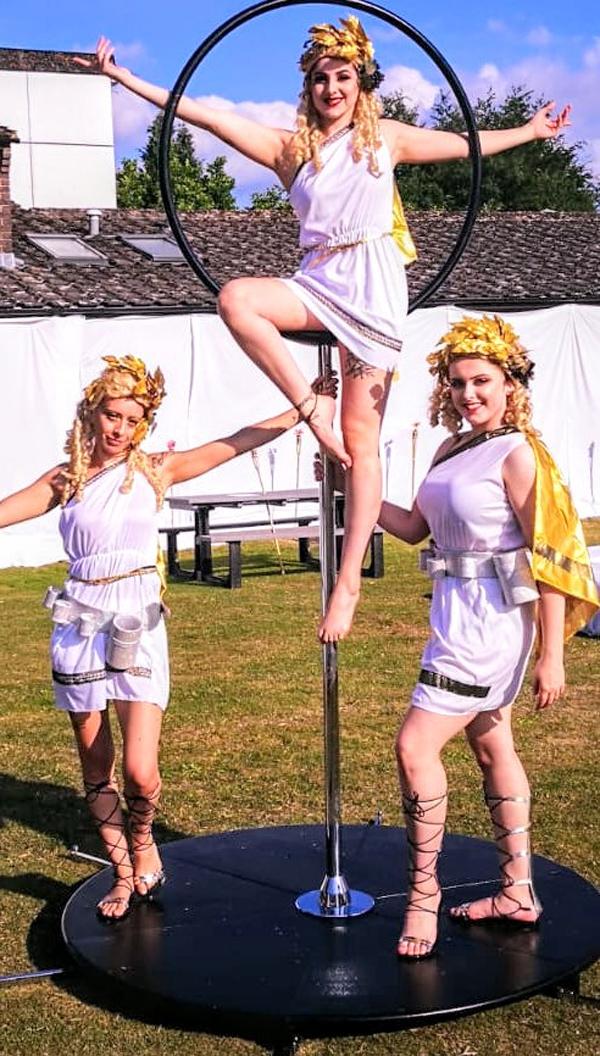 The Greek Dancers - Greek Dancers