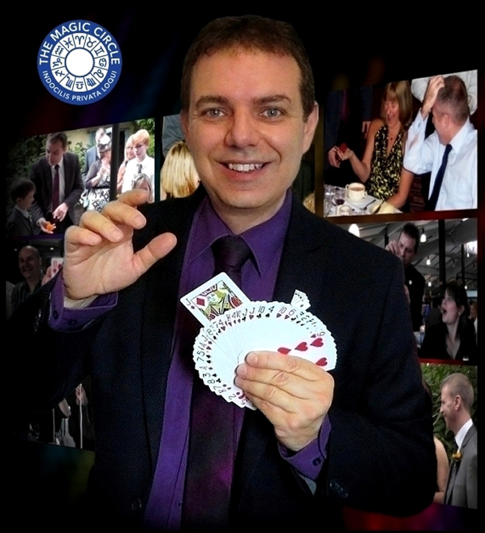 The Milton Keynes Magician - Close Up Magician