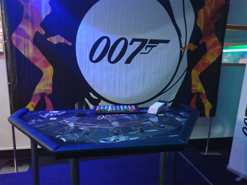 The 007 Themed Dancers - 007 Themed Entertainment