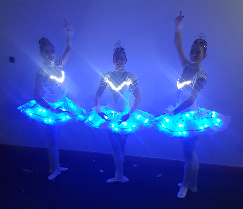 The Christmas Dancers - Christmas Themed Dancers