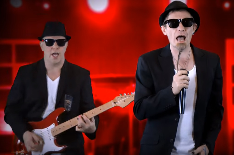 The 80's Duo - 80's Tribute
