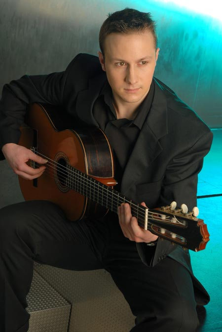 James Stratton - Classical Guitarist