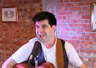 The Bristol Wedding Guitarist - Guitarist & Vocalist