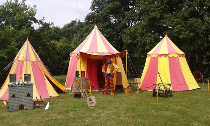 The Immersive Medieval Experience - Medieval Encampment