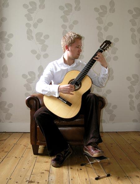 Stefan Nyman - Classical Guitarist