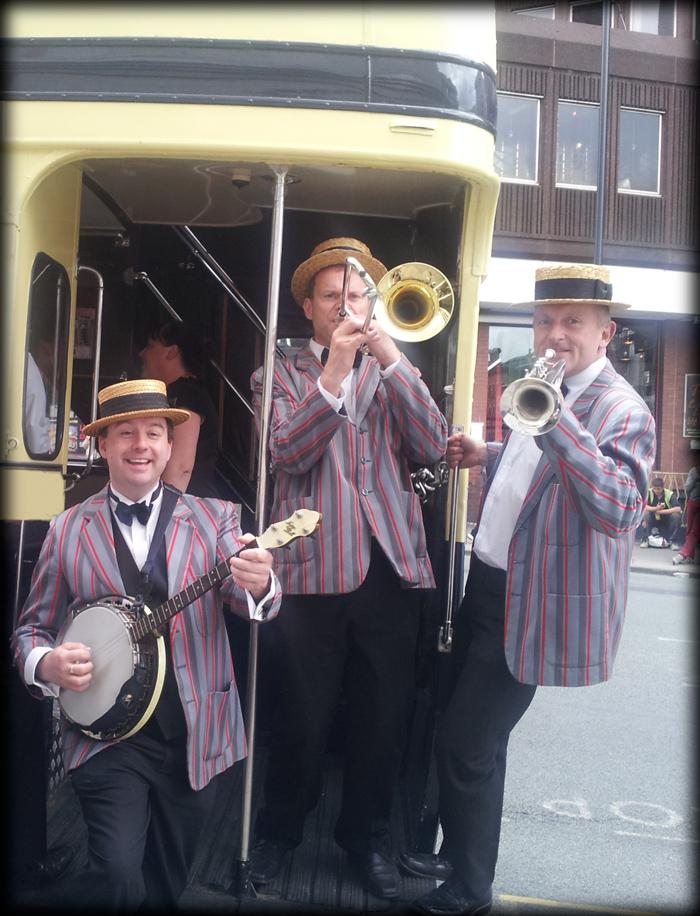 The Yorkshire Jazz Band - Jazz Band