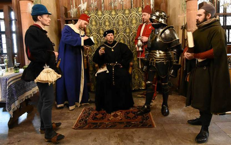 The Medieval Knights - Medieval Performers