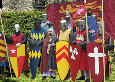 The Medieval Knights picture
