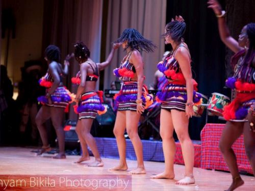 The African Dancers - African Entertainment