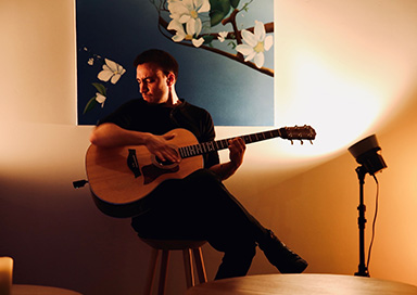 The Flamenco Funk Guitarist - Flamenco-Funk Fusion Acoustic Guitarist