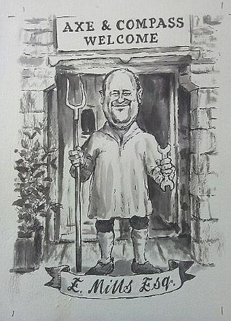 The Suffolk Caricaturist - Caricaturist