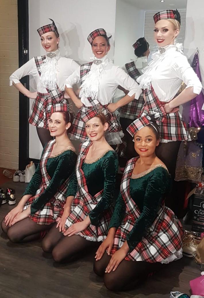 The Scottish Dancers - Scottish Dance Group