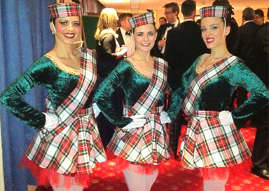 The Scottish Dancers picture