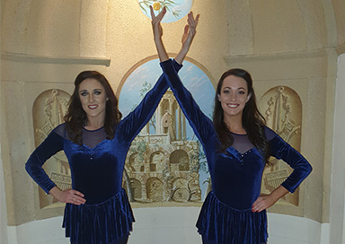 Irish Dance Duet picture