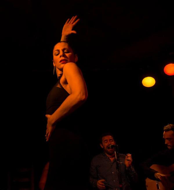 The Edinburgh Flamenco Group - Flamenco Group
