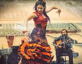 The Edinburgh Flamenco Group - Flamenco Group