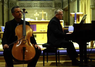 The New Forest Cello & Piano Duo picture