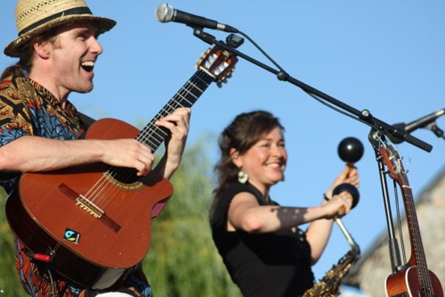 The French Duo - French Accordion, Guitar & Vocal Duo