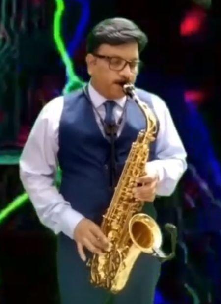 The London Bollywood Saxophonist - Saxophonist