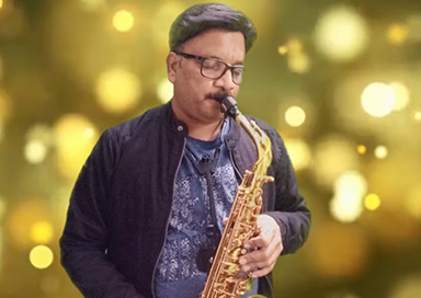 The Bollywood Saxophonist picture