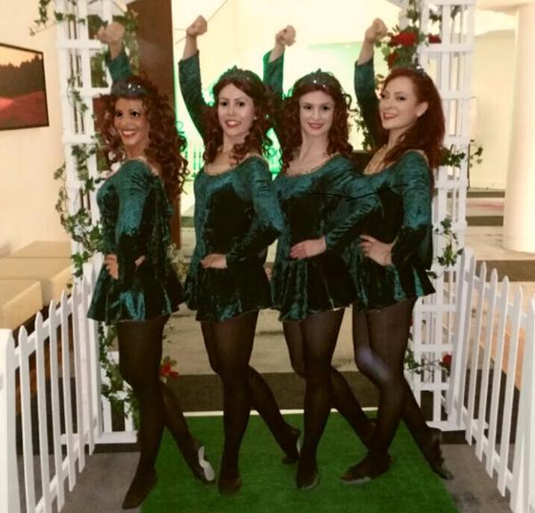 The Irish Dancers - Irish Dancers