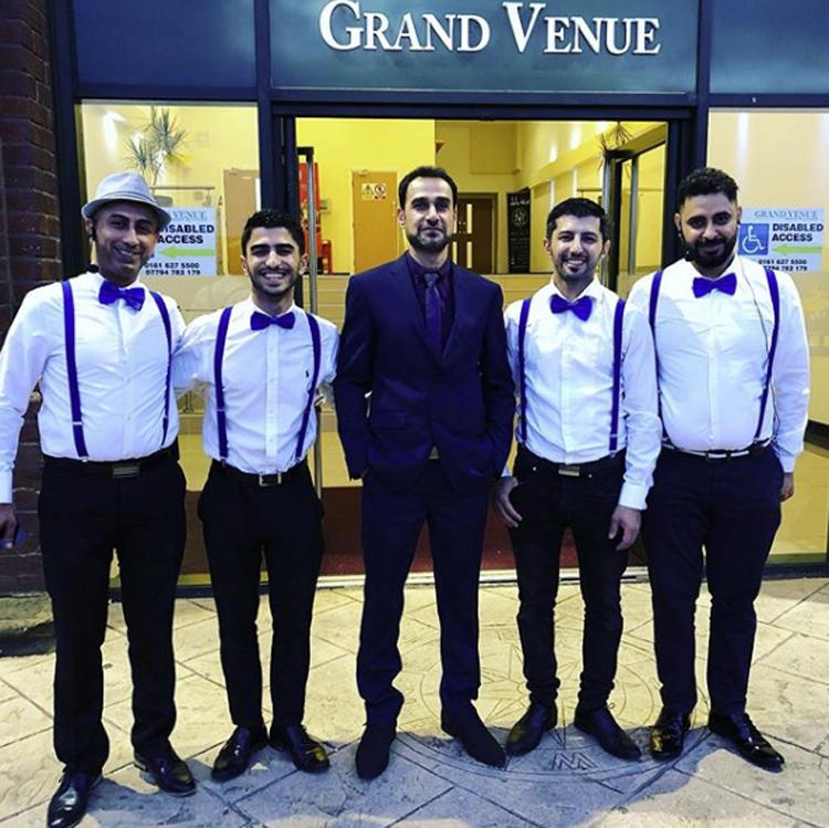 The Manchester Zaffa Group - Zaffa Group