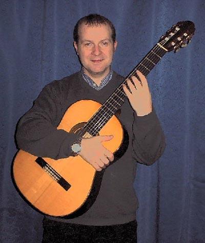 James McIver - Classical / Popular Guitarist