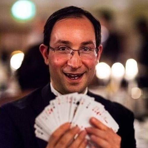 The Oxford Magician - Magician