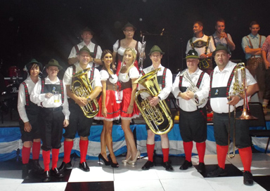 The Leeds Oompah Band - Oompah Band