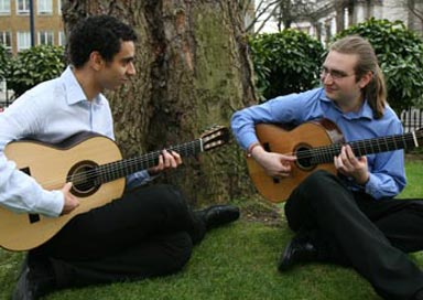 The London Guitar Duo picture