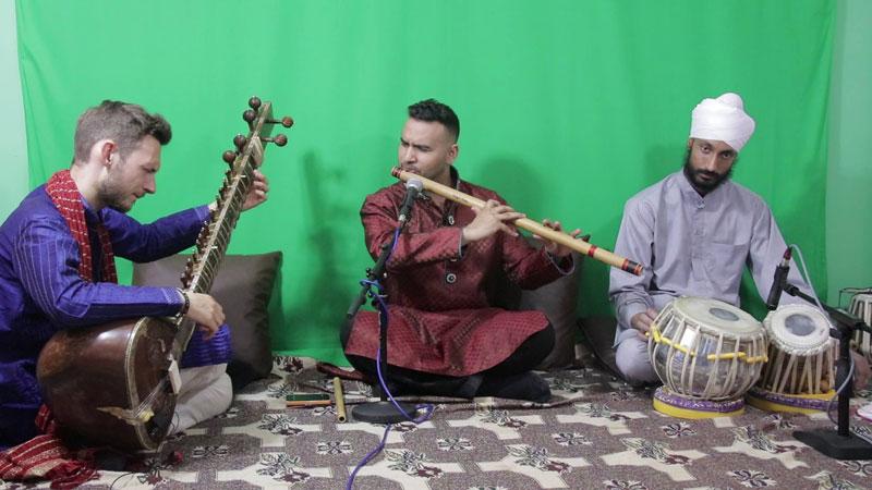 The Yorkshire Bansuri Player - Bansuri / Indian Flute Player
