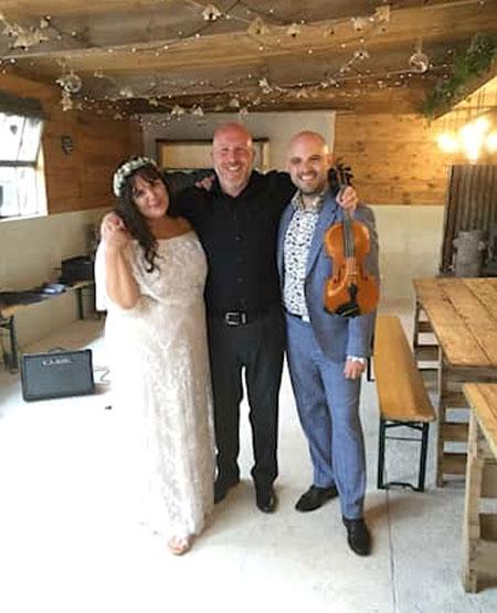 The Devon Wedding Violinist - Solo Violinist