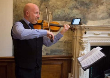 The Devon Wedding Violinist - Solo Violinist