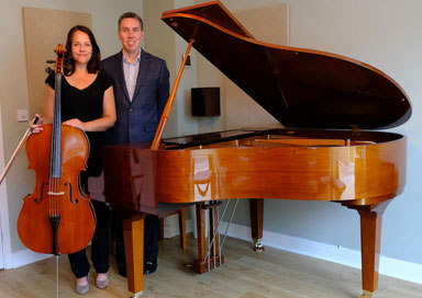 Cello & Piano for Weddings - Cello & Piano Duo